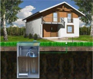 Автономная канализация топаз