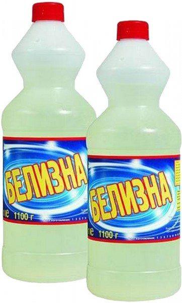 «Белизна» - универсальный щелочной очиститель.