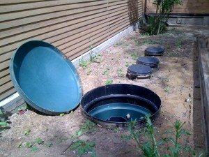 Дачная канализация