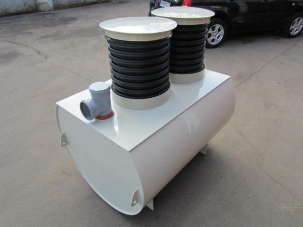 ДКС мини — более эффективная, но энергозависимая система очистки стоков