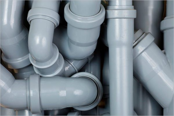 Для соединения используются раструбы с резиновыми уплотнительными кольцами.