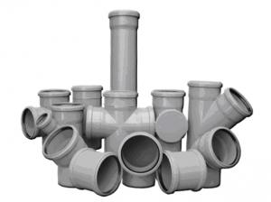Фитинги для монтажа труб