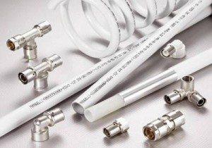 Как правильно соединить металлопластиковые трубы