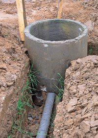 Как сделать фильтр отстойник воды