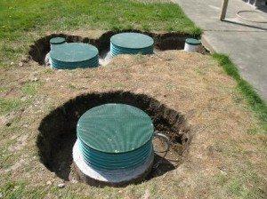 Как сделать канализационную яму