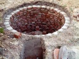 Как сделать сливную яму на даче