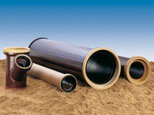 Как устранить течь в канализационной трубе
