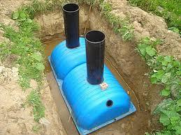 Как устроить выгребную яму