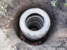Как выкопать канализацию
