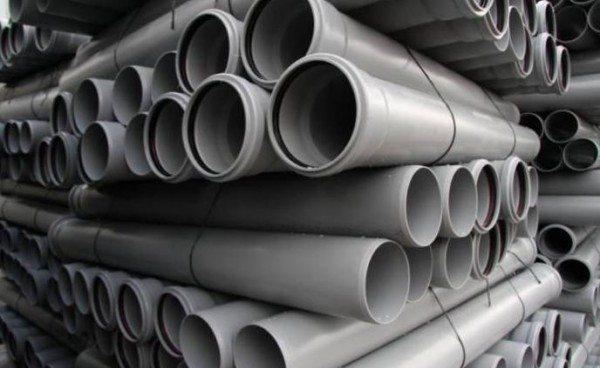 Когда упоминается пластиковая канализация, в большинстве случаев речь идет именно о НПВХ.