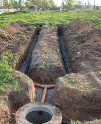 Колодцы канализационные снип