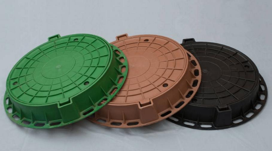 Методика производства позволяет окрашивать композит в разные цвета