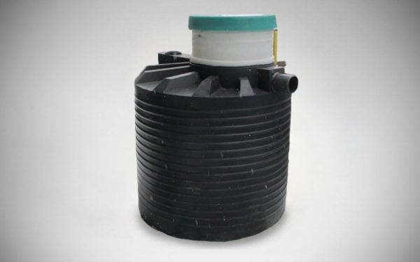 «Микроб 750» подойдет для канализации дачного домика на 2-3 человека