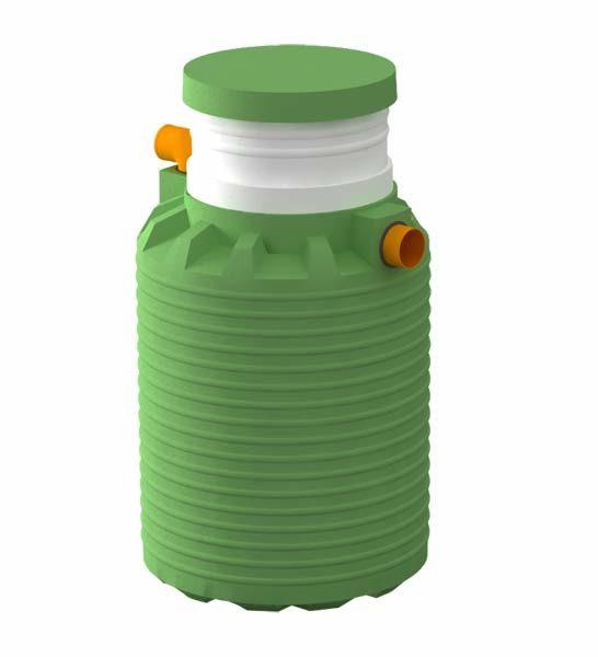«Микроб» — эффективный септик для небольшой канализационной системы