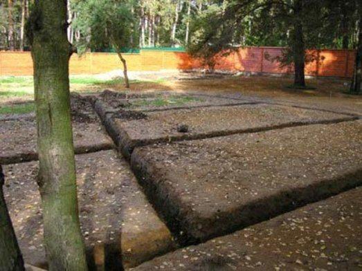На фото: система водоотведения может быть очень простой