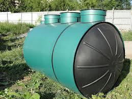 Накопительная емкость с большим объемом (15 тыс. литров)
