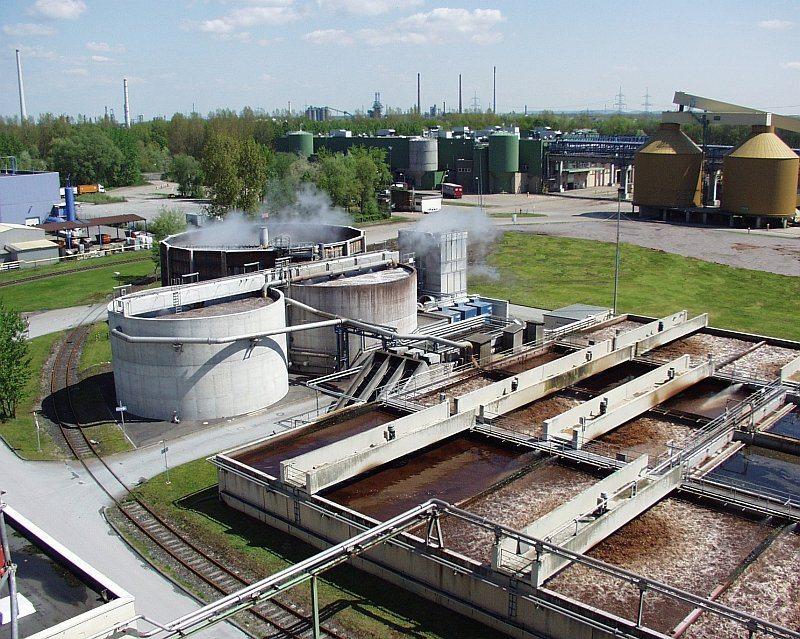 Очистка сточных промышленных вод