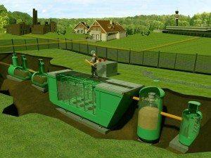 Очистка сточных вод от тяжелых вод