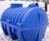 Пластиковый накопительный резервуар
