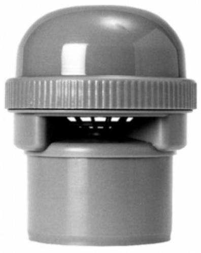 Пластиковый вентиляционный клапан.