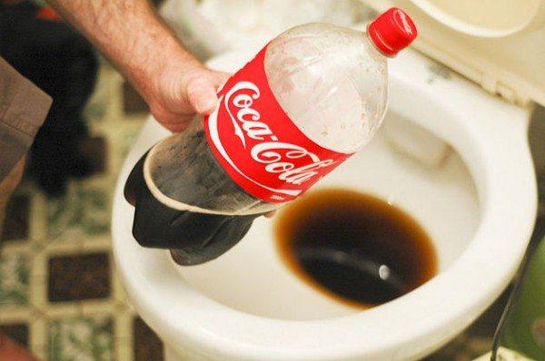 Популярный напиток поможет в борьбе с загрязнениями.