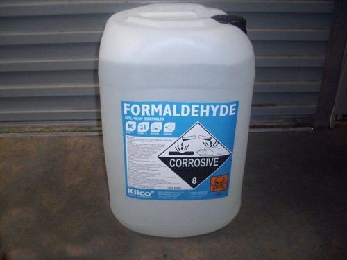 Пример химического вещества для решения проблем с канализацией