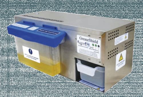 Промышленный агрегат, сделанный из нержавейки.