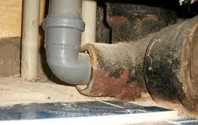 Промывка канализационных труб