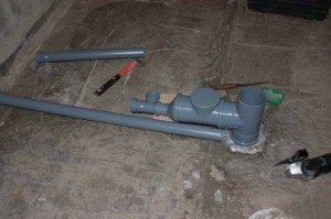 Провести канализацию в частный дом