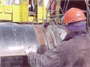 Расход электродов при сварке труб
