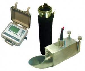 Электромагнитный расходомер сточных вод в напорных трубах