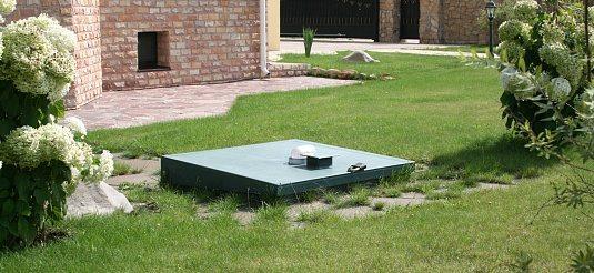 Система Топаз на даче 6-й модификации