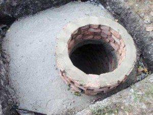 Сливная яма своими руками постройка очистка