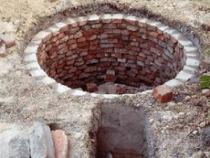 Строительство сливных ям