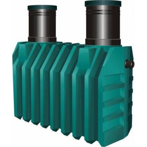 «Танк» — мощная и объемная система очистки стоков от компании «Тритон»