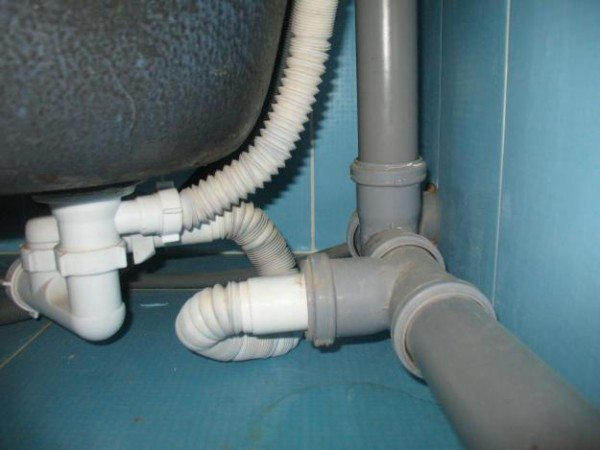 Термостойкость полипропилена востребована, прежде всего, во внутренних канализационных системах.