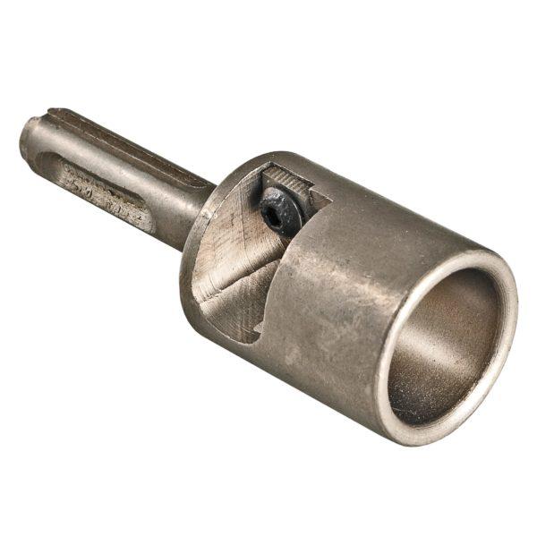 Торцеватель для крепления в патроне перфоратора. От шейвера он отличается шириной и расположением ножей.