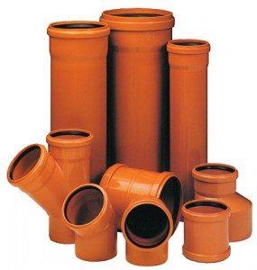 Трубопроводы канализации из полиэтиленовых труб