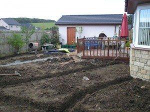 Устройство дренажа на садовом участке