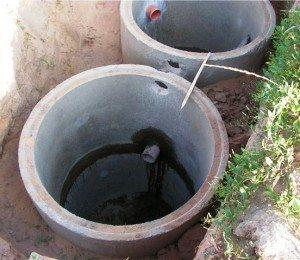 Устройство канализации на канализации