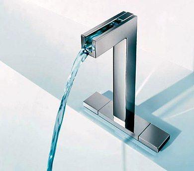 Устройство крана водопроводного