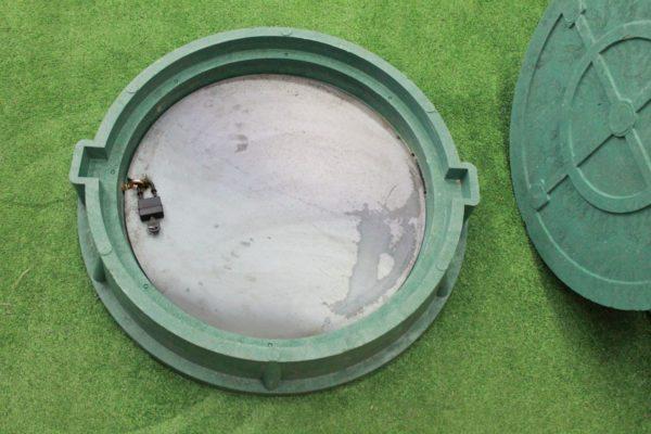 Внутри можно установить дополнительную крышку –на этот раз из металла
