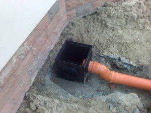 Врезка в центральную канализацию