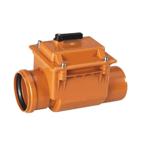 Запорная арматура НПВХ-Д110 от отечественных производителей.