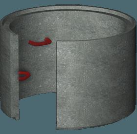 Железобетонные канализационные колодцы
